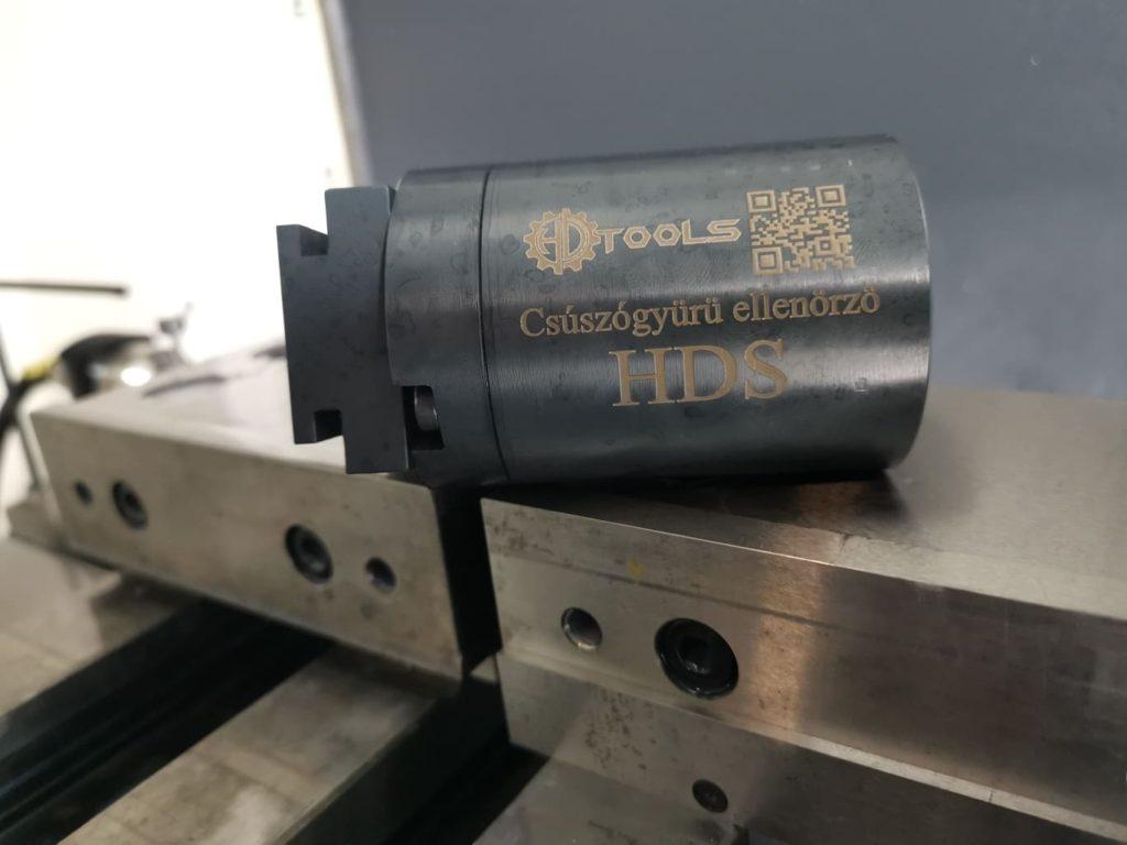 HDS csúszógyűrű ellenőrző