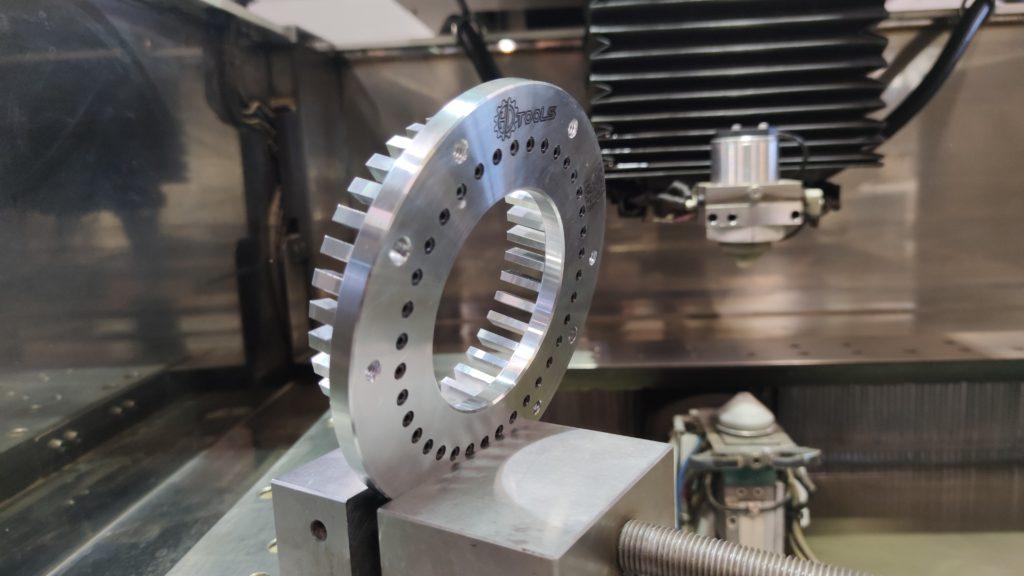 Stator huzal prés szerszám – HDS típushoz