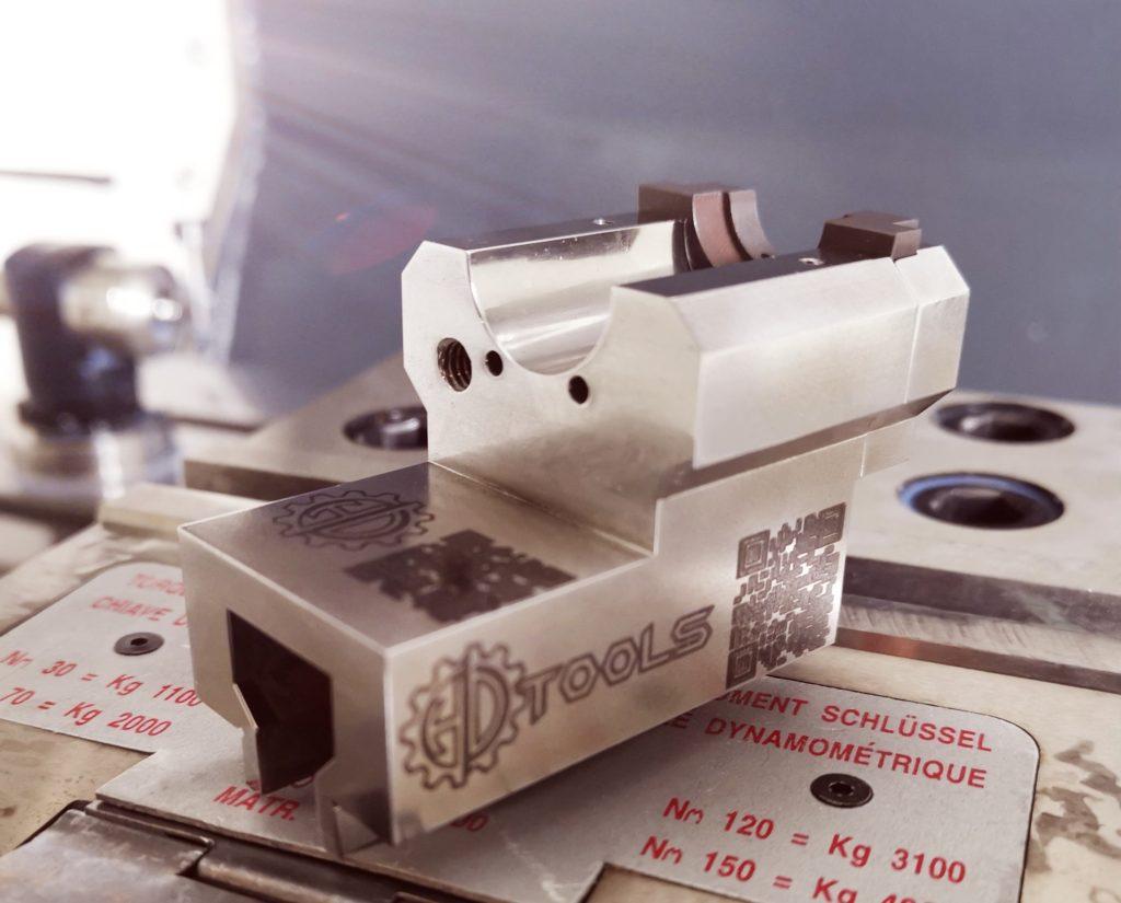 Rotor 1 kerámia csapágy megtámasztás