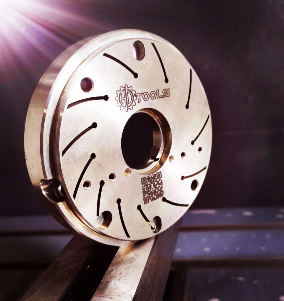 RO1 Ventilátor prés szerszám